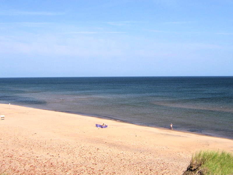 Cavendish Beach, PEI